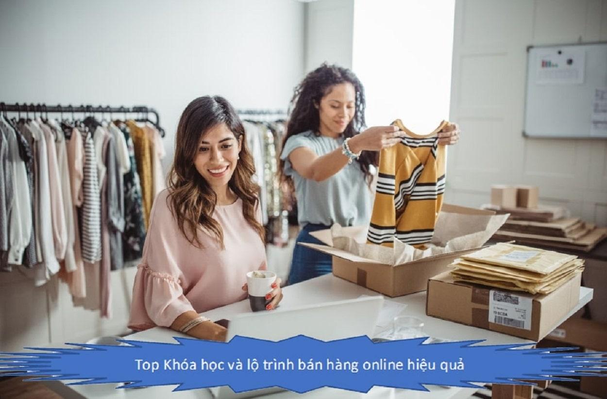 Top 10 Khóa học và lộ trình bán hàng online hiệu quả {Year}