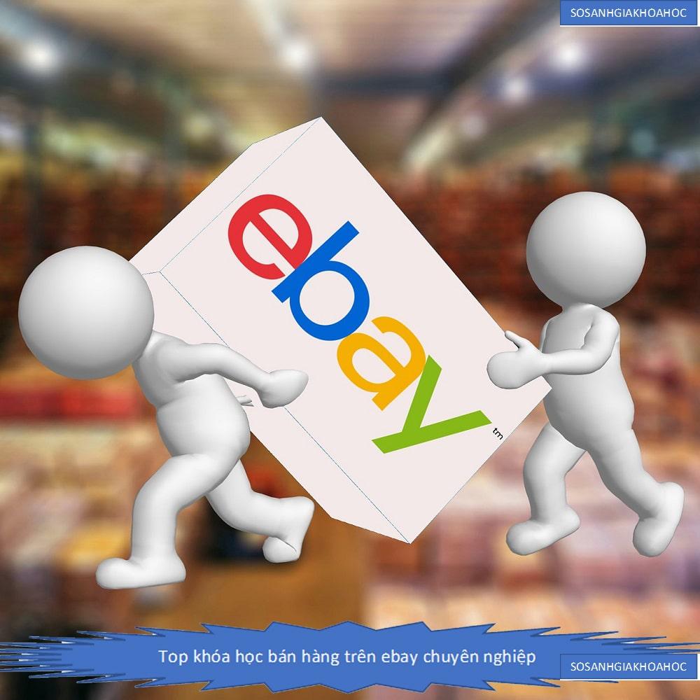 Top 3 Khóa học bán hàng trên ebay bao gồm Dropshipping {Year}