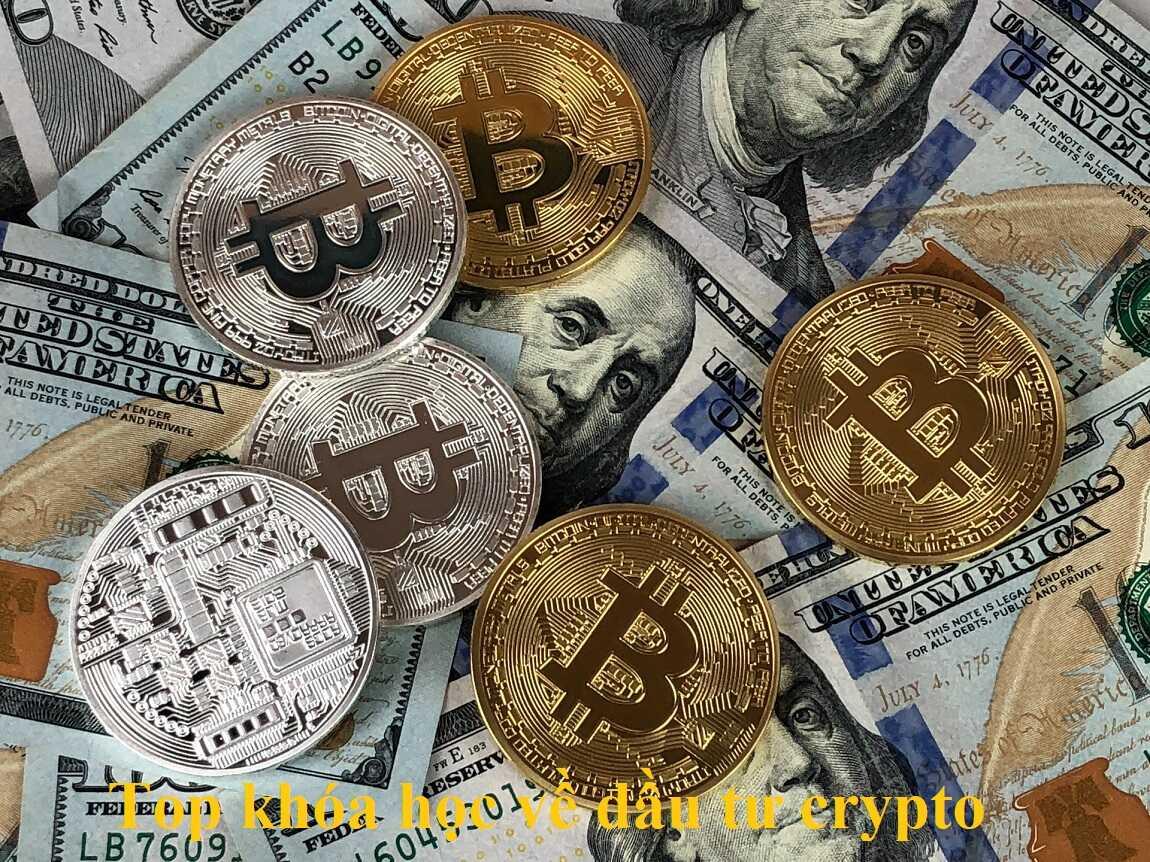 Top 5 Khóa học về đầu tư Crypto đáng đồng tiền nhất {Year}