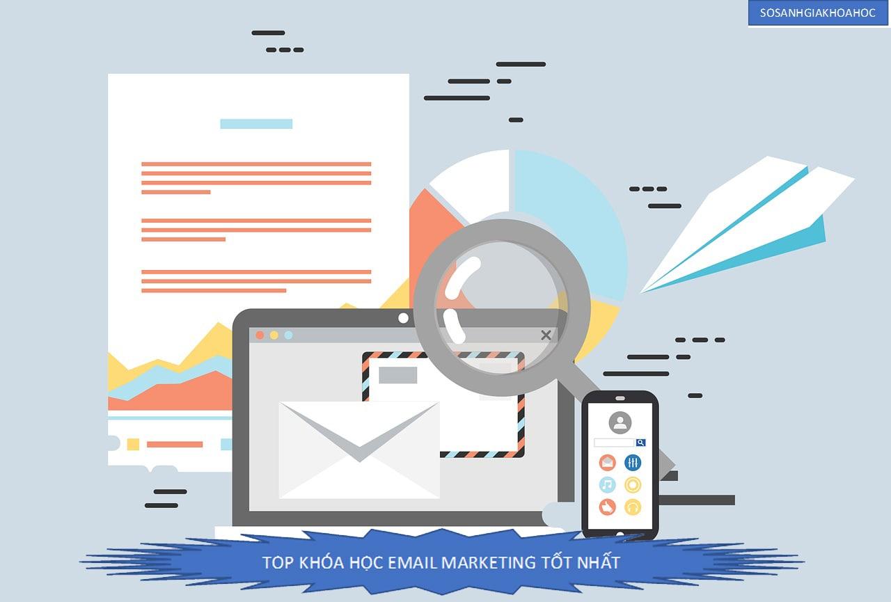 Top 6 Khóa học email marketing khó bỏ lỡ nhất {Year}