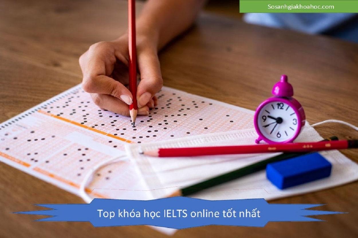 [Review] Top 5 Khóa học IELTS online hiệu quả, uy tín nhất {Year}