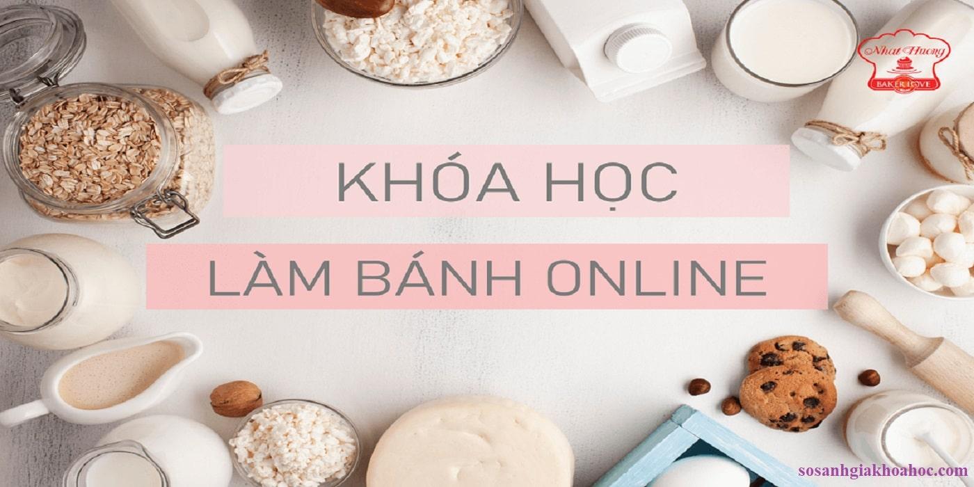 Khóa học làm bánh online trở thành master chef trong tích tắc