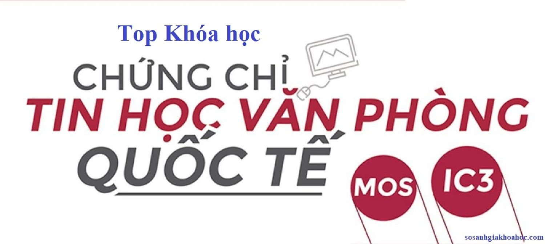 Top 4 Khóa học Mos Online để thi lấy chứng chỉ nhanh {Year}