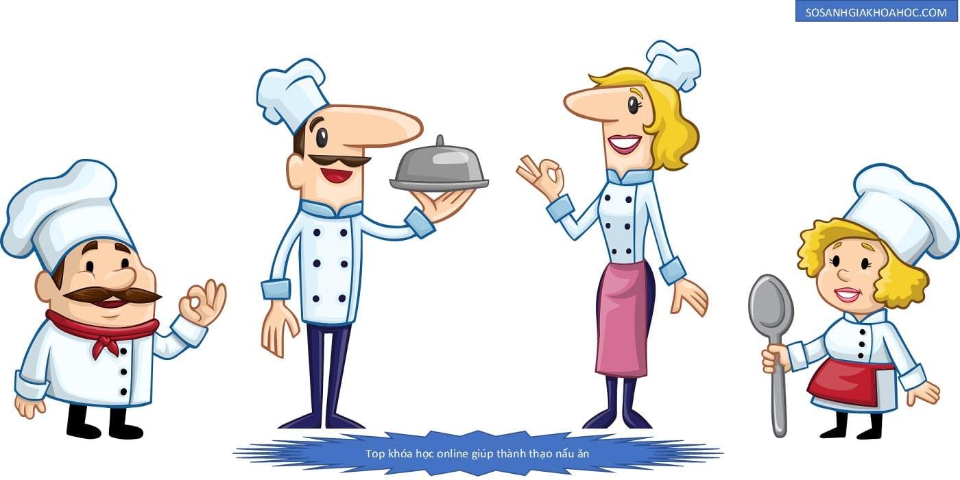 Top 11 khóa học nấu ăn online chuyên nghiệp {Year}