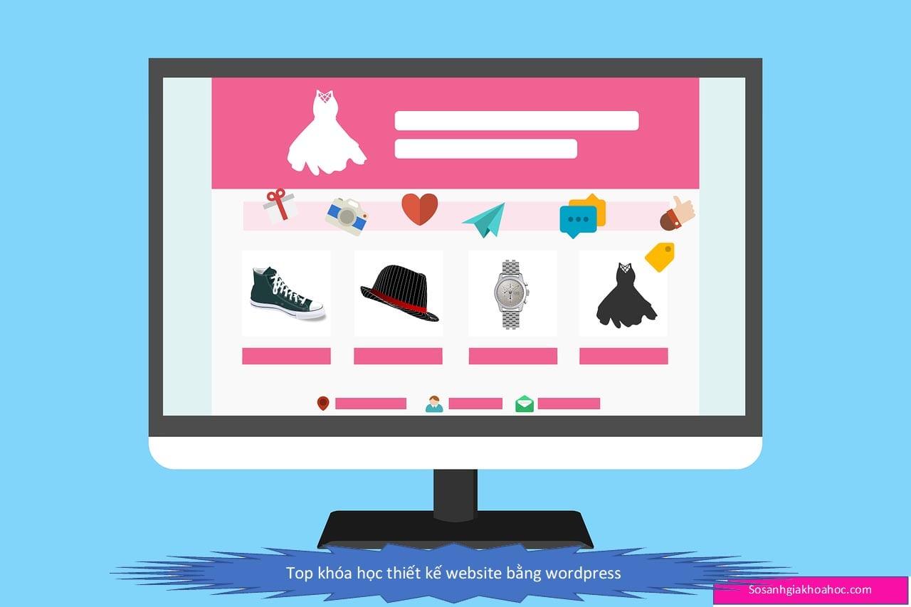 [Review] Top 8 Khóa học thiết kế Website bằng Wordpress tốt nhất {Year}
