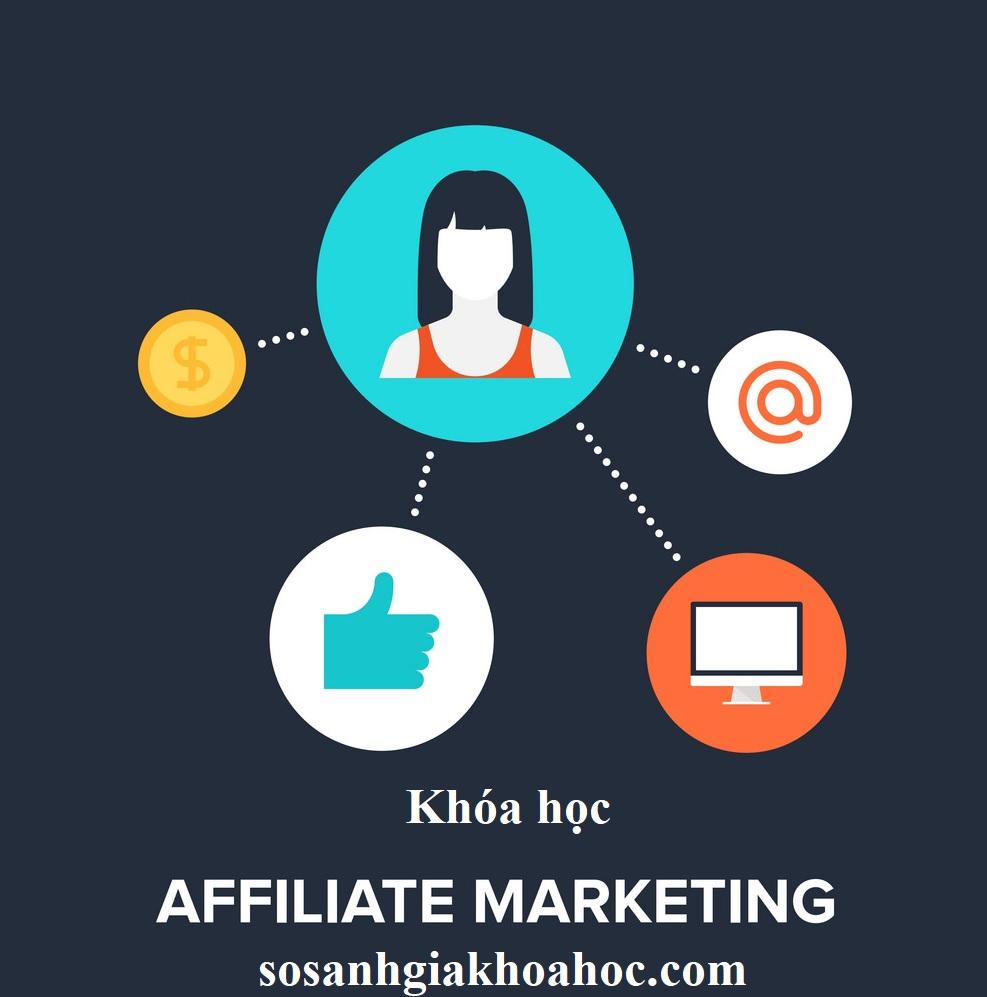 Top 9 khóa học kiếm tiền từ Affiliate Marketing hot nhất {Year}
