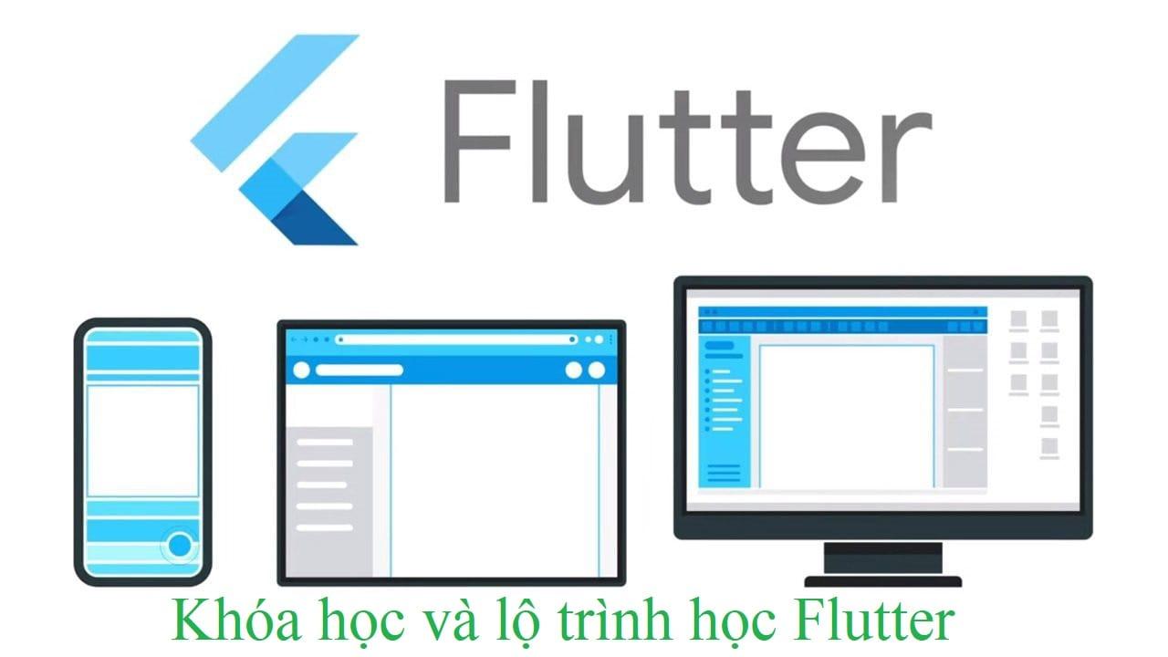 Top khóa học và lộ trình học Flutter nên học nhất {Year}