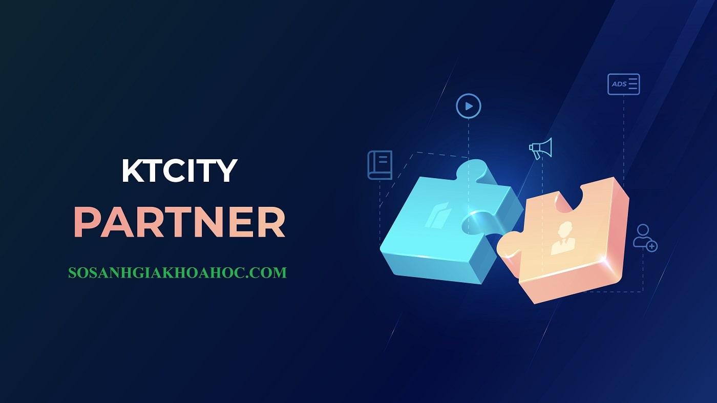 KTcity Partner và cách thức kiếm tiền từ Reviewer và Affiliate